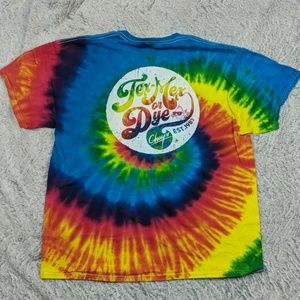 Chuy's Tie-Dye Shirt - Limited Edition - Tex Mex